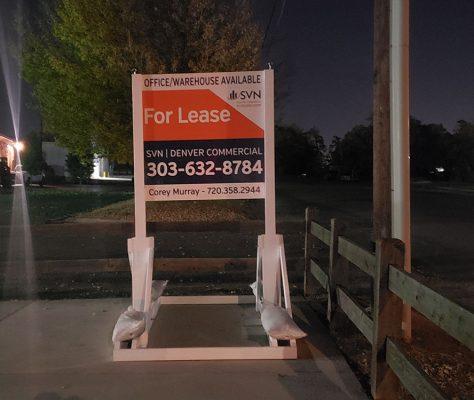 Commercial Real Estate Skid in Denver