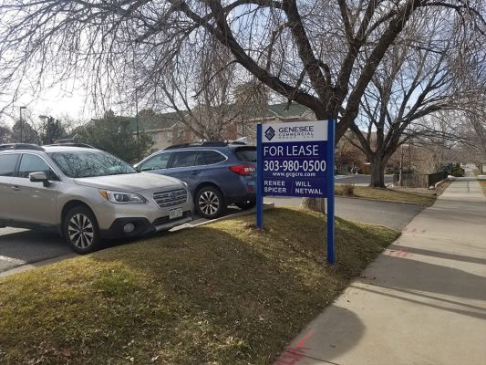 Sign Installation in Lakewood, Colorado